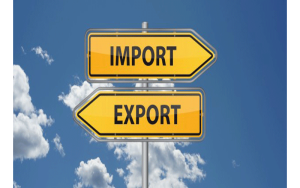 Anglais Import export commerce international